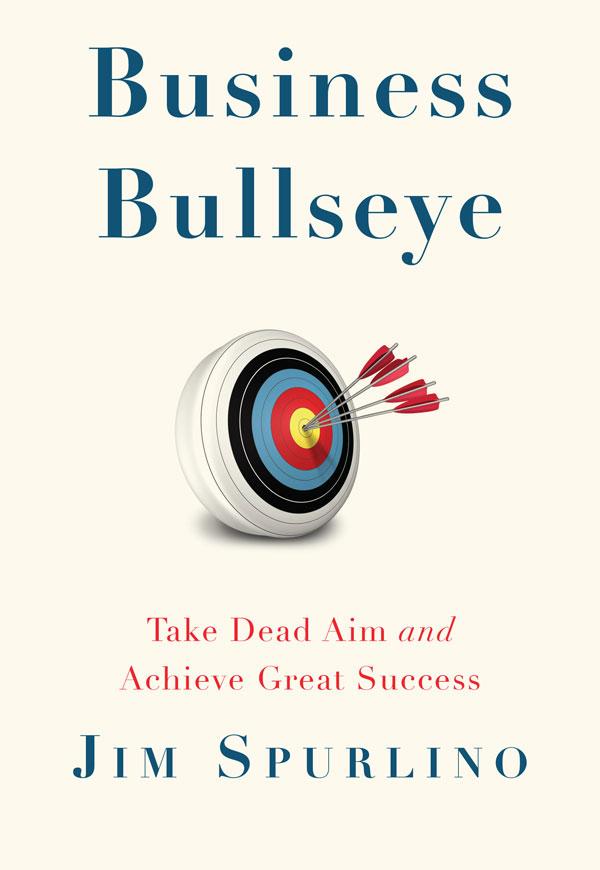 Business Bullseye Cover